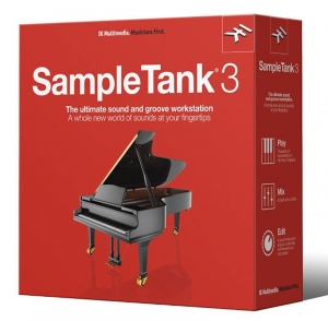 IK MULTIMEDIA SAMPLE TANK 3