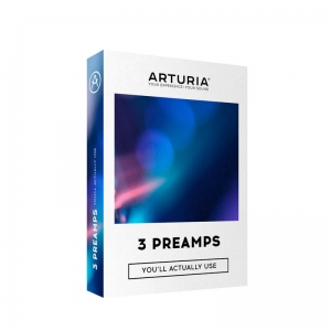 ARTURIA 3 PREAMPS YOU'LL ACTUALLY USE