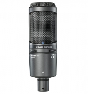 AUDIO-TECHNICA AT2020 USB +
