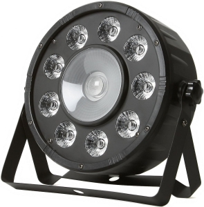FRACTAL LIGHTS PAR LED 9x10 W + 1x30 W