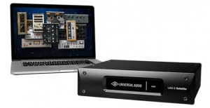UNIVERSAL AUDIO SATELLITE THUNDERBOLT QUAD CORE